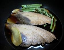 生節の炊いたん 調理②