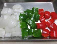 ホタテの柚子胡椒照り焼き 【下準備】