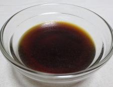 牛肉とスナップエンドウのオイスターソース炒め 【下準備】②調味料