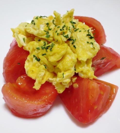 炒り卵トマト B