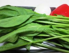 豚肉とほうれん草のガラムマサラ炒め 材料②