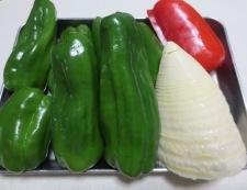 ポン酢生姜炒め 材料野菜