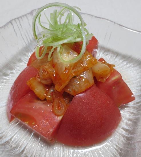 キムチトマト B