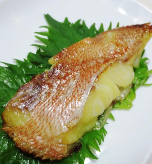 赤魚の西京焼き B