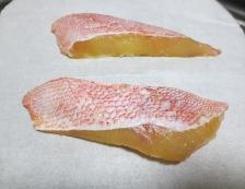 赤魚の西京焼き 調理