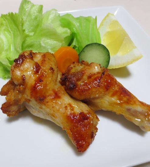 鶏手羽オーブン焼き B