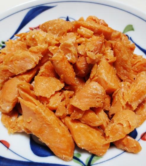 手作り塩鮭フレーク 拓大