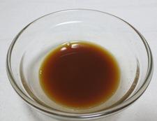 和膳 イカおくらのわさびポン酢 調味料②