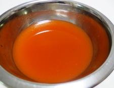 トマトキムチ素麺 【下準備】①スープ