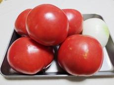 トマトソース 材料