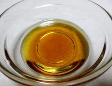 アジの塩焼きときゅうりの酢の物 調味料