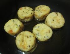 枝豆とがんもどきの冷やし鉢 調理①
