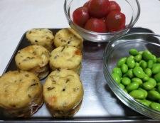 枝豆とがんもどきの冷やし鉢 【下準備】④