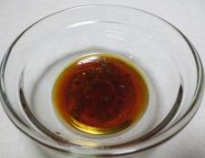 トマトとおくらの柚子胡椒ポン酢和え 調味料
