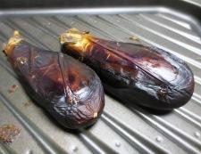 レンジグリル 焼き茄子 調理