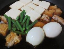 鶏豆腐 調理⑤