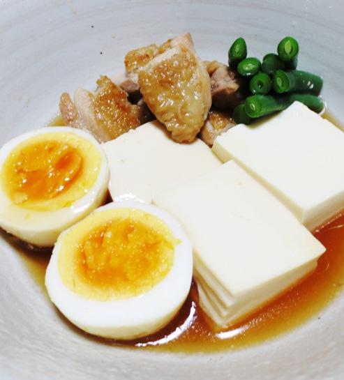 鶏豆腐 B