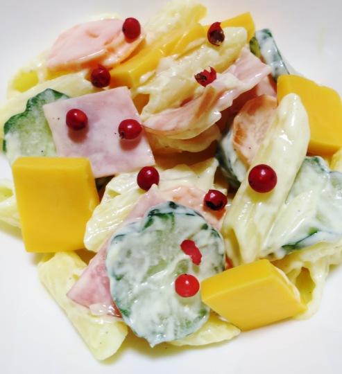 ペンネチーズサラダ B