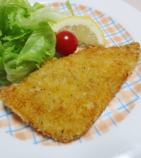白身魚フライ B