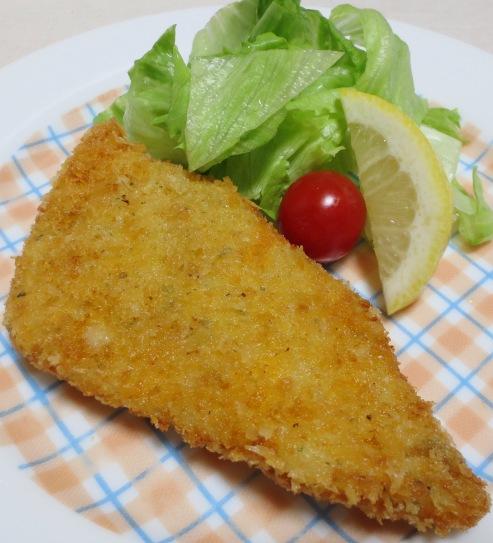 白身魚フライ 大