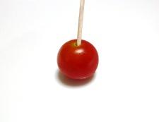 ミニトマトときゅうりの和風マリネ 【下準備】①