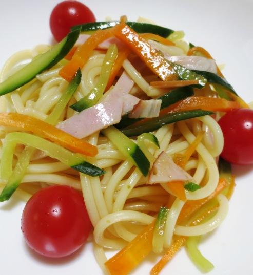 柚子胡椒スパゲティサラダ B