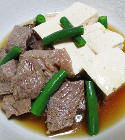 牛すじ豆腐 B