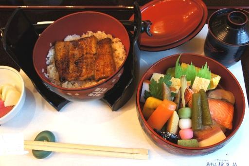 2014上野花見 伊豆栄のお弁当