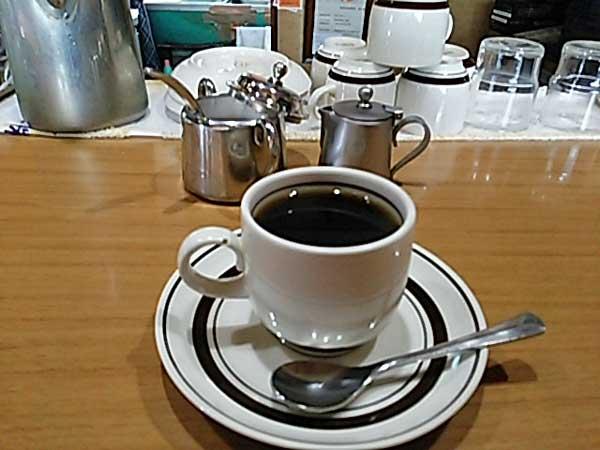 茶房 六軒京 コーヒー
