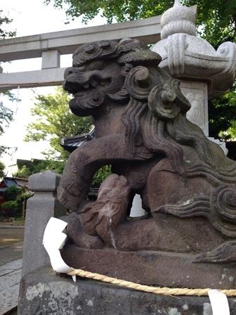 春日神社(15)