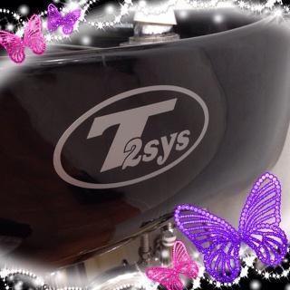T2sysステッカー
