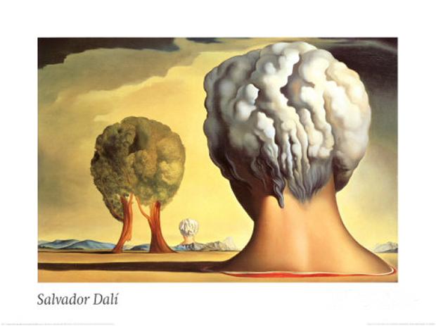 「ビキニの3つのスフィンクス」-1947-