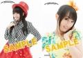 NANA MIZUKI LIVE CIRCUS×CIRCUS+×WINTER FESTA アニメイト特典「ブロマイド&B3クリアポスター」