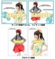 NANA MIZUKI LIVE CIRCUS×CIRCUS+×WINTER FESTA ゲーマーズ特典「ディスク収納アルバム&オフィシャルブロマイド2枚セット」