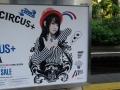 JR東日本の駅内ベンチ 大型看板3