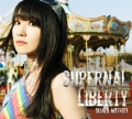 SUPERNAL LIBERTY DVD付き初回限定盤 ジャケット画像