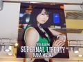 SUPERNAL LIBERTY SHIBUYA TSUTAYA 天吊りフラッグ8