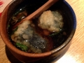 胡麻豆腐の揚げだし