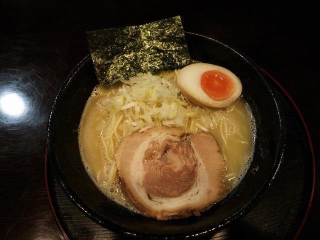 ふじ美_濃厚鶏白湯 塩11