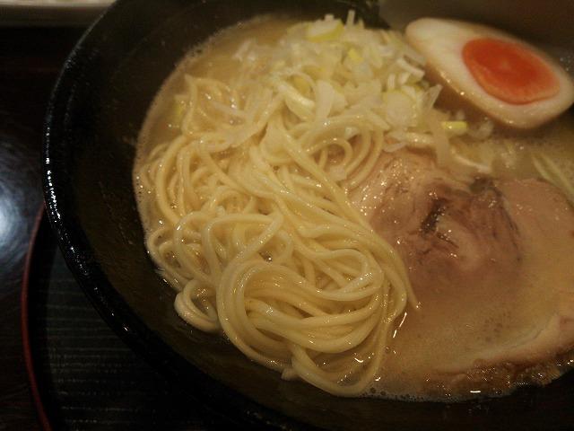 ふじ美_濃厚鶏白湯 塩13
