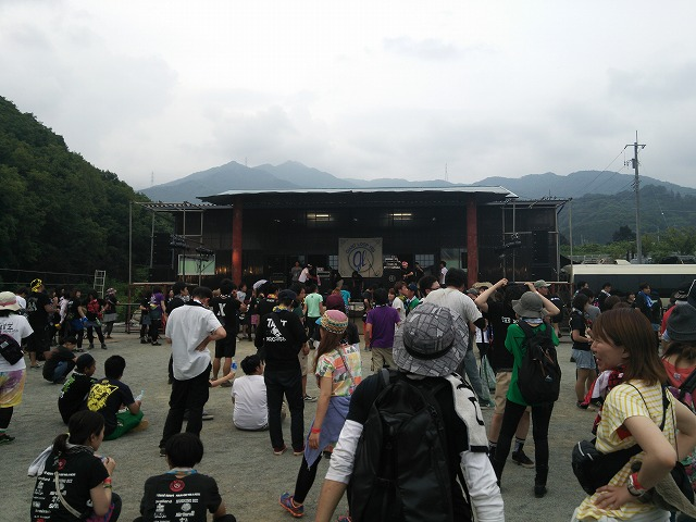 フェス編_GIANT LOOP FES 2014