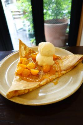 (小)金柑とマンゴー貴美さん