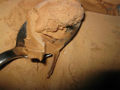 チョコレートのアイスIMG_2467