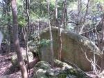 石の山道1