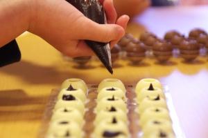 手作りチョコセミナー