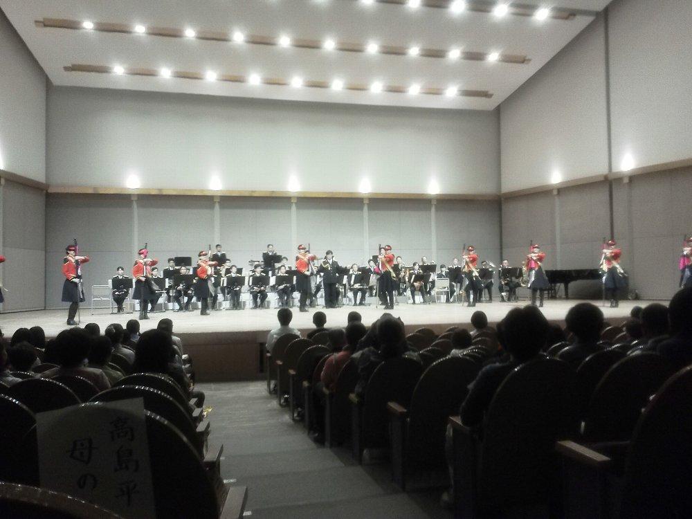 F1000242高島平署朝霞署合同レインボーコンサート