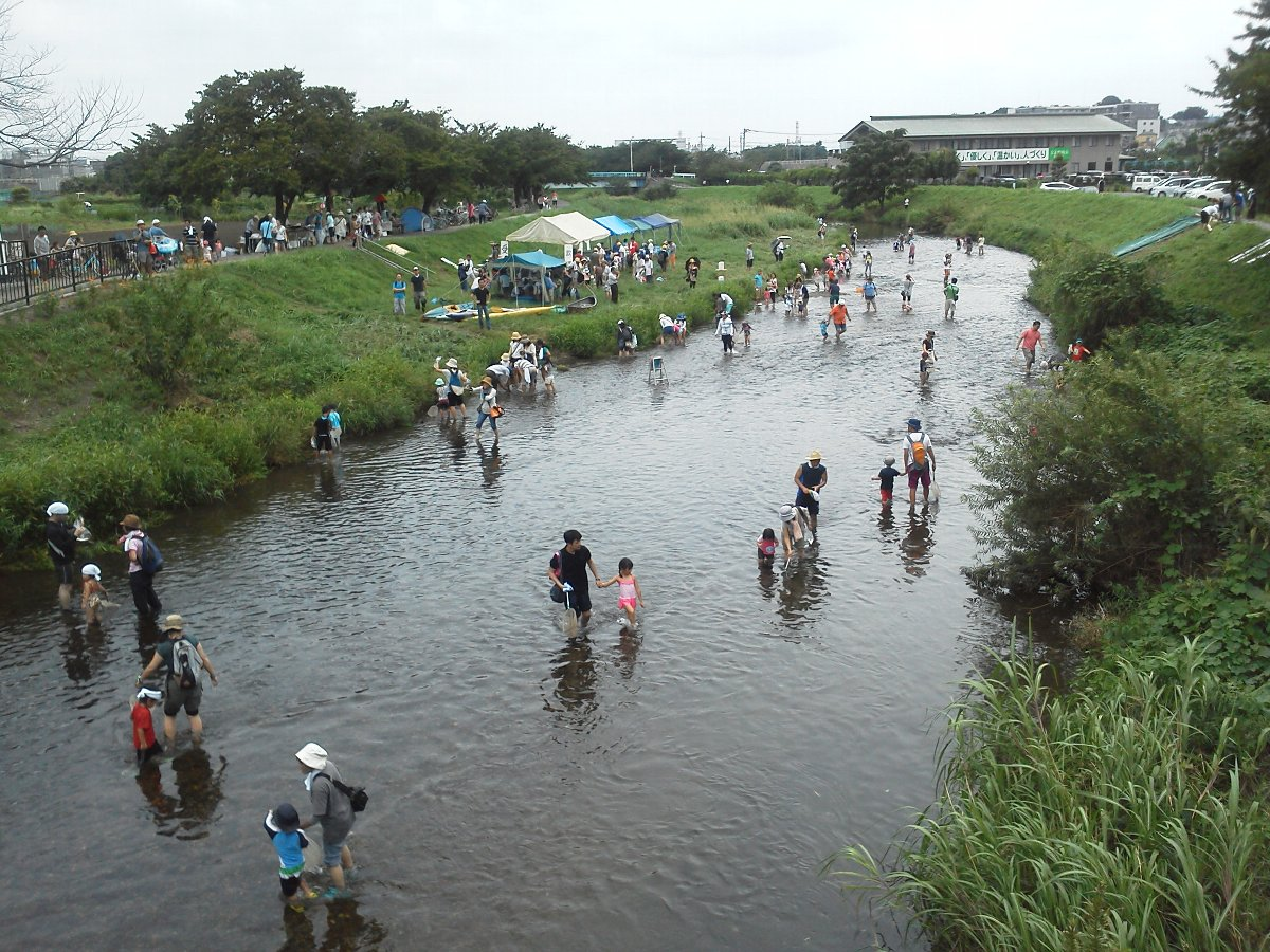 F1000328黒目川川祭り2014