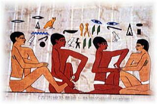 郡山で整体、マッサージ、骨盤調整ダイエット、リフレクソロジー、フットケア、足裏足つぼをお探しなら_足つぼ足もみのルーツは古代エジプトか?