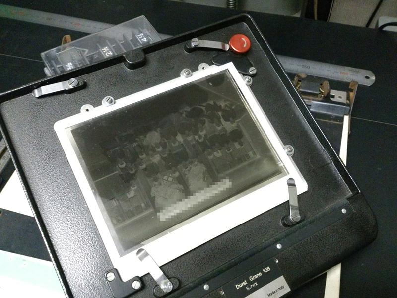 ガラス乾板-1