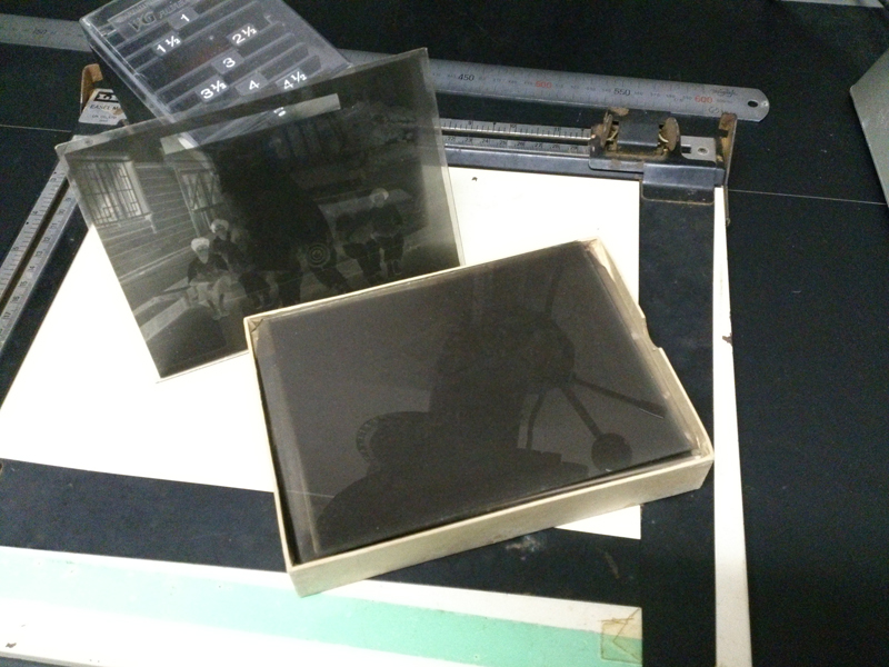 ガラス乾板-2